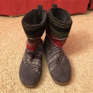 Toms winter boots